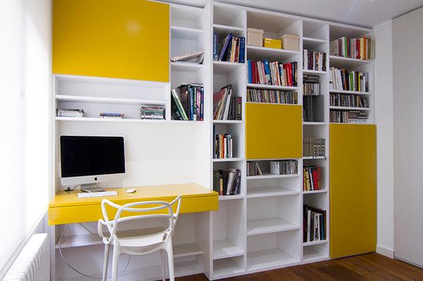 De quelle couleur repeindre son bureau pour être efficace ?