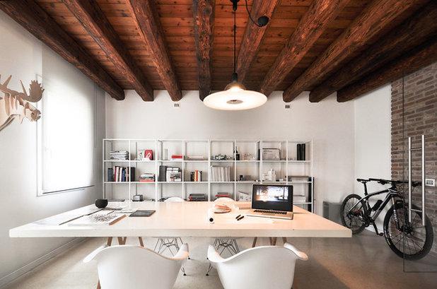 Contemporaneo Studio by Didonè Comacchio Architects