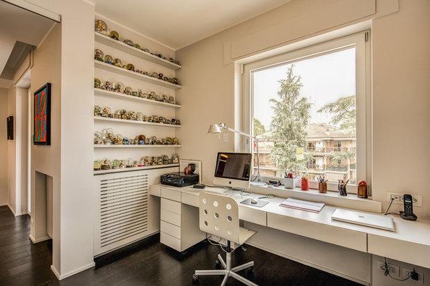 Modern Arbeitszimmer by daniela meloni