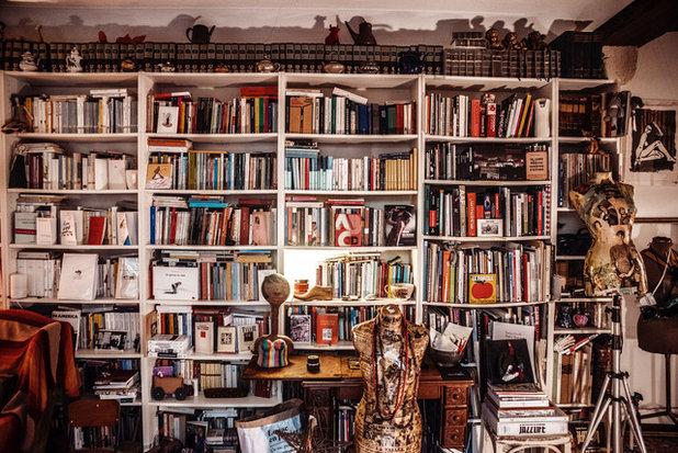 エクレクティック ホームオフィス・仕事部屋 by Giacomo Cosua