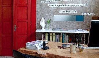 Lo Studio e showroom di Via Verona 6
