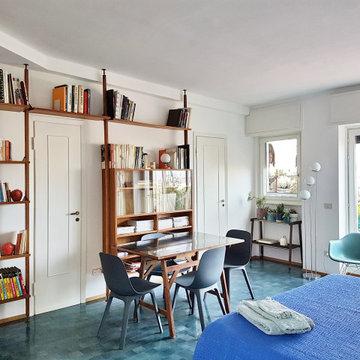 ristrutturazione di appartamento su due livelli I 160mq