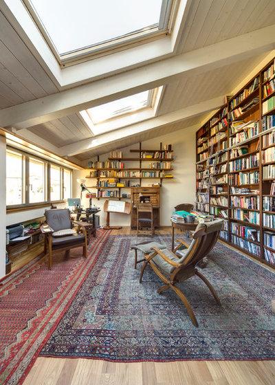 Modern Home Office by Galimberti - Legno e Bioedilizia