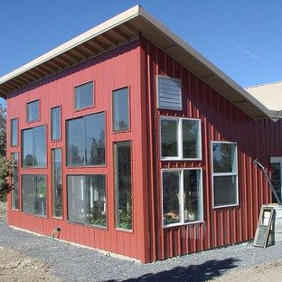 4 Season Greenhouse in Central Oregon