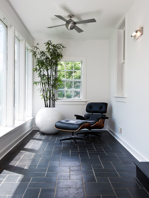 Sunroom tile home design ideas pictures remodel and decor for Sunroom inspiration