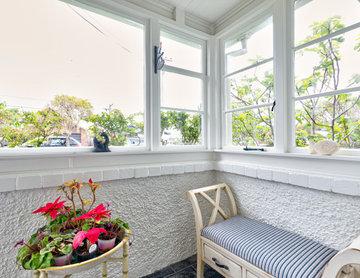A villa renovation in Lower Hutt
