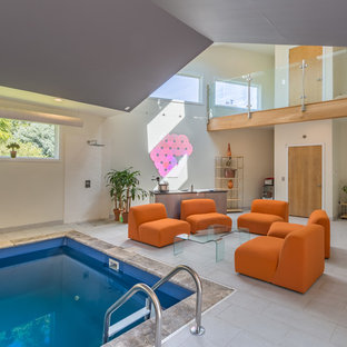 Addition to house an indoor pool