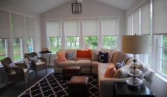 Andover Sun Room - Solor Shades