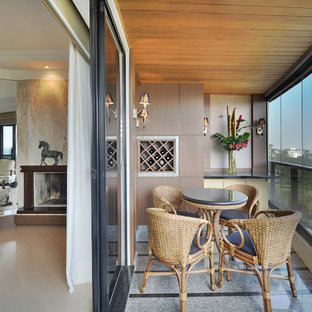 Enclosed Balcony Houzz