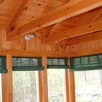 Front Porch On Lake Of The Isles Traditional Sunroom