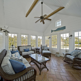 Ceiling Fan Conservatory Sunroom Houzz