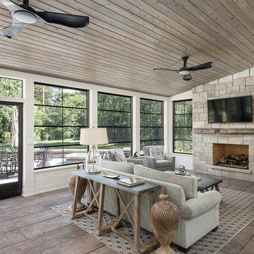 Beautiful Modern Craftsman Home