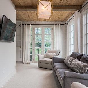 Belle Meade whole house renovation - original Edwin Keeble home