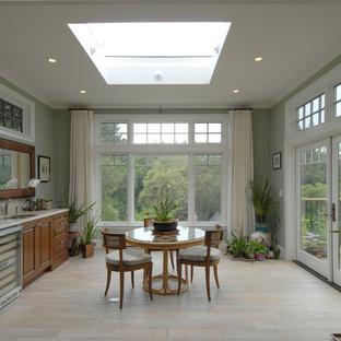 Berkeley Sunroom and Deck