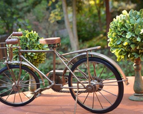 Find idéer til moderne vintage bike bookends design, renovering og ...