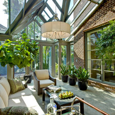 Traditional Sunroom by Dominick Tringali Architects