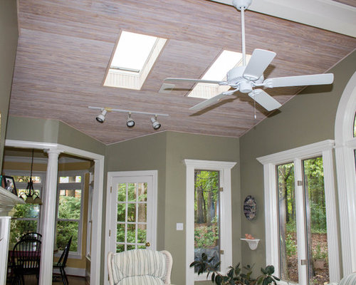 Budget Modern Sunroom Design Ideas Remodels Photos Houzz
