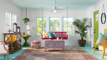 Bohemian Sunroom