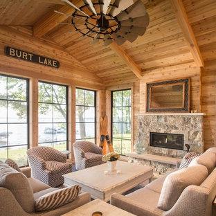 Burt Lake Timber Design