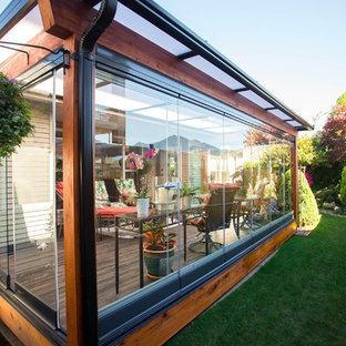 California in Your Backyard - Glass Sunroom