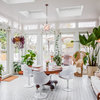 Houzz Tour: A Converted Victorian Carriage House With a New Extension