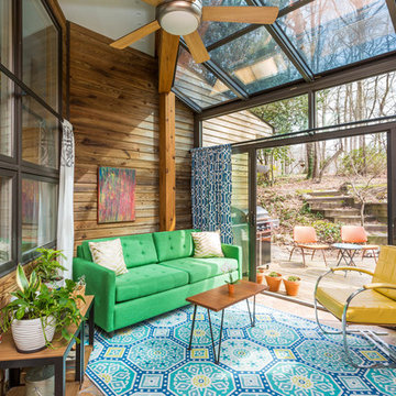 Cary Modernist Home