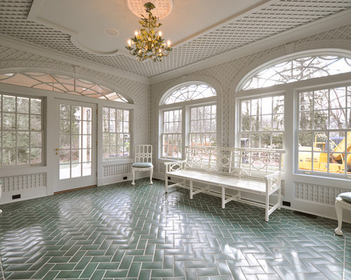 Sunroom Flooring Design Ideas Amp Remodel Pictures Houzz