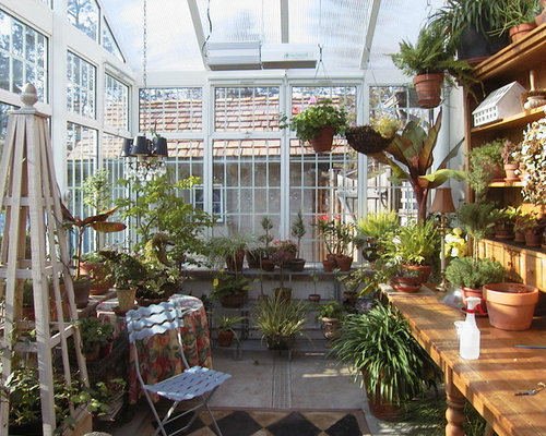 greenhouse potting shed photos - Greenhouse Design Ideas