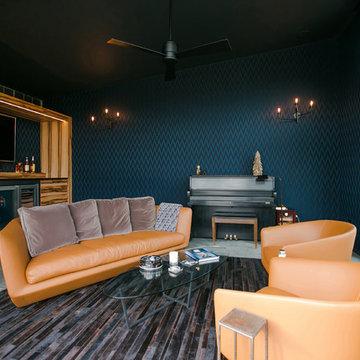Cigar Room Addition
