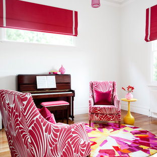 Clifton Hill Colour House - Living Room