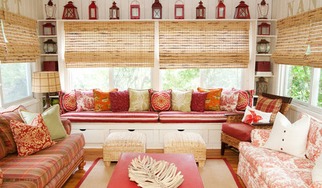 Mood-Enhancing Classic: Bamboo Blinds
