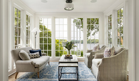 10 Gorgeous Sunrooms Bring In the Outdoors Year-Round