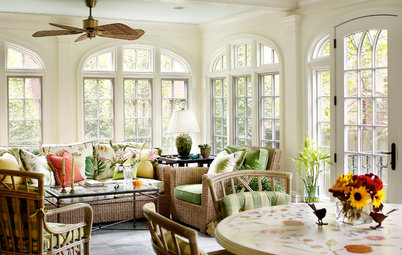 6 Trends From the Most Popular Sunrooms on Houzz