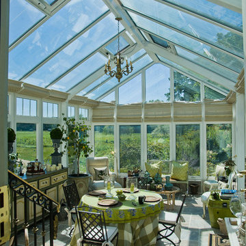 Conservatories and Outdoor Spaces