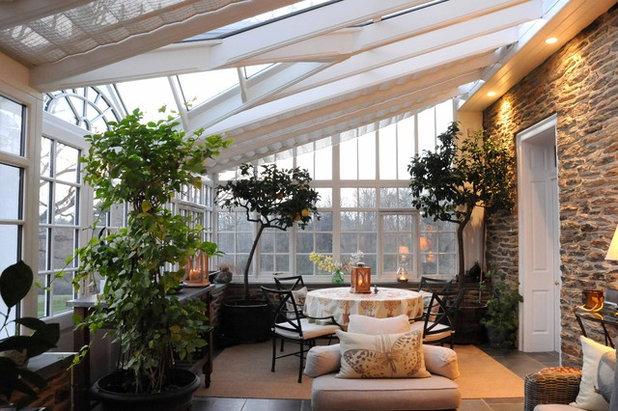Giardino Dinverno Veranda : 7 modi per realizzare un giardino dinverno