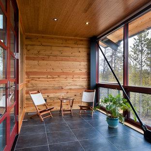 Contemporary Mountain Home (Net Zero)