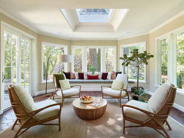 Outstanding Houzz Tour 1930S Colonial Style Home Gets Cozy Interior Design Ideas Tzicisoteloinfo