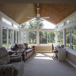 Custom Four Season Room with Cathedral Ceiling, LivingSpace Transitions 4