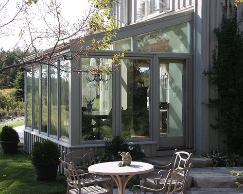 Lean To Sunroom Houzz