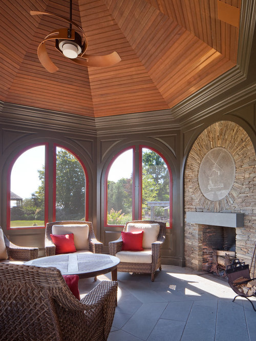 Octagon Shaped Room Home Design Ideas Pictures Remodel