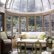 Contemporary Sunroom by Last Detail Interior Design