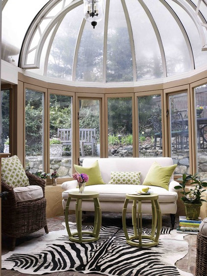 Contemporary Sunroom by Last Detail Interior Design