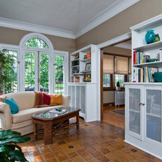 Traditional Sunroom by Robb Partners- Dielmann Sotheby's Int'l Realty