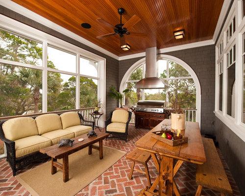 sunroom furniture ideas home design ideas pictures remodel and decor. Black Bedroom Furniture Sets. Home Design Ideas