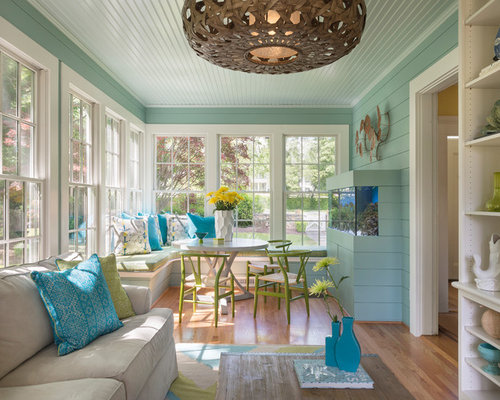 Florida room home design ideas pictures remodel and decor Florida sunroom ideas