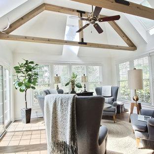 Eclectic Elegance | Sunroom