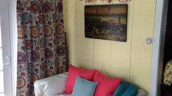 Farmhouse Sunroom