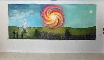 Fatima Mural