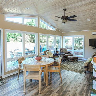 Flowery Branch Sunroom Addition