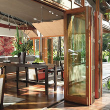 Asian Sunroom by Conservatory Craftsmen & Movable Doors - an Ideabook by FrPhilemon Patitsas